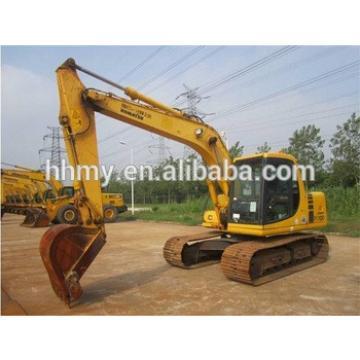 used PC 120 PC130 crawler excavator good function