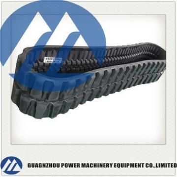 Mini Excavator Rubber Track E110B PC128UU PC130 SH100 SK60 EC70 E70B