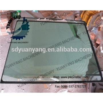 PC130 excavator cabin front glass 20Y-54-51522