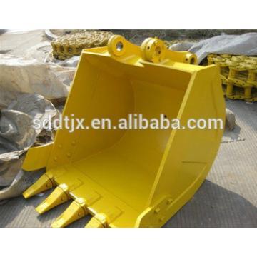 excavating machine PC130 excavator bucket