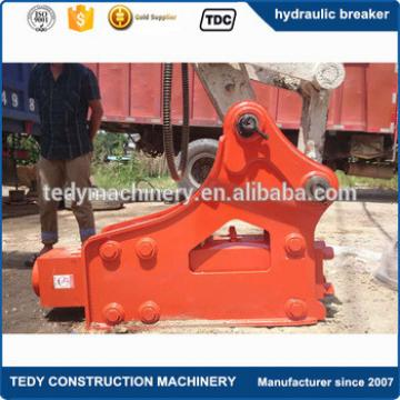7-14ton komatsu pc120 pc130 excavator used attachmetns high quality hydraulic rock breaker for excavator sale