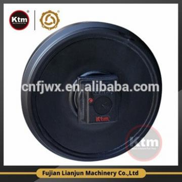 excavator parts PC130 front idler assy,undercarriage parts idler