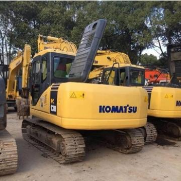 *FREE INSPECTION*used Komatsu PC130 excavator for sale in Shanghai IN GOOD CONDITION