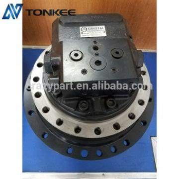 TM22 Travel motor PC130 Hydraulic Final drive for E311 E312B E312C E312D