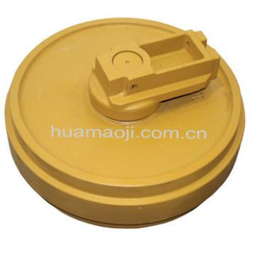 Cheap and fine excavator idler PC130 front idler assy made in China