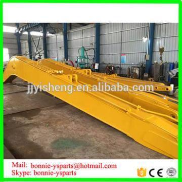 excavator long reach stick boom for pc60 pc100 pc120 pc130 pc200 pc220 pc300 pc350 pc400