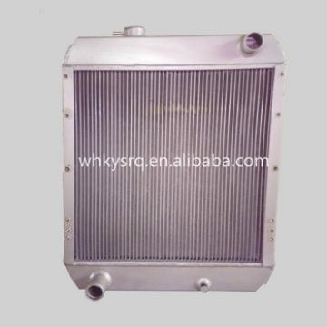 Aluminum excavator radiator for PC60-7