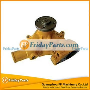Electric Water Pump 6204-61-1104 6204-61-1102 6204-61-1101 for Engine PC60-U5 PC60-5 PC130-7 S4D95