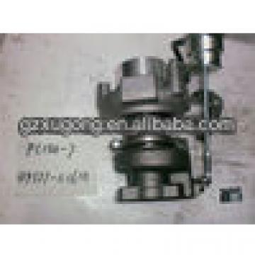 excavator PC130-7 49377-01610 turbocharger ,turbo charger for komatsu