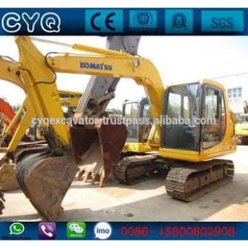 Used hydaulic excavator komatsu PC60-7/ secondhand komatsu PC60-7 mini excavator for sale (whatsapp: 0086-15800802908)