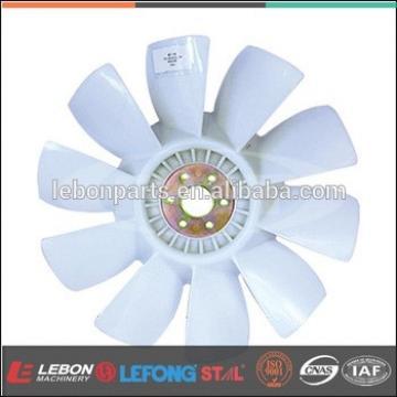 4D102 6D102 Plastic Excavator Cooling Fan 600-625-7553 6006257553