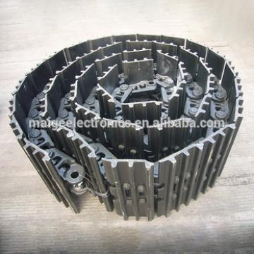 Mini Excavator Undercarriage Parts PC60 PC60-5 PC60-6 PC60-7 Track Link/Track Chain Assembly for Komatsu