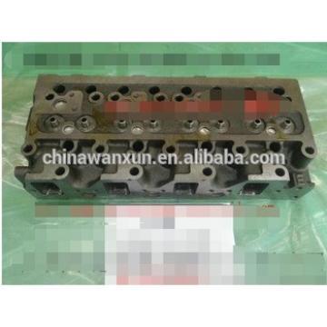 pc60-7 excavator engine spare part cylinder head 6204-13-1501