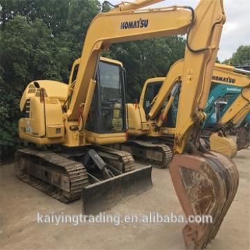 PC60-7 Low Cost Good Condition Japan Used Excavator Mini With 0.3m3