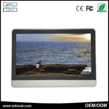 """cheap price 27"""" 32"""" 42"""" wall mounted all in one touchscreen desktop pc"""