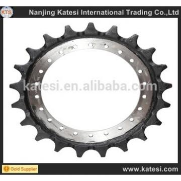 2017 factory price pc130-7 excavator roller sprocket ,final drive sprocket undercarriage apare parts for sale