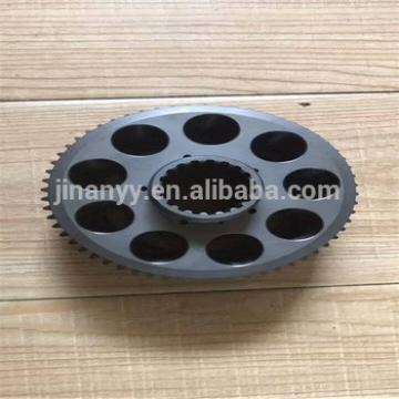 PC60-6 PC60-7 Hydraulic Motor Repairing Parts Valve Plate,Cylinder Block and Spring