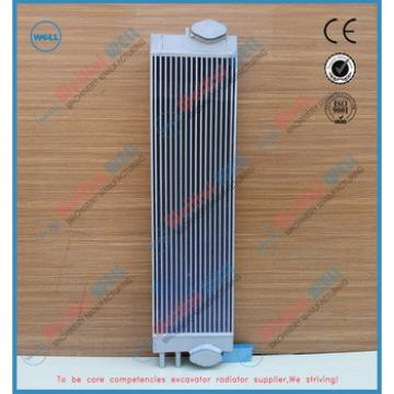 High Quality PC130-7 Hydraulic Oil Cooler for Koma tsu Excavator