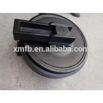 Crane idler wheel bulldozer parts front idler PC130-7 idler sub-assy with low price