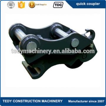 6-8.5 tons PC60 PC60-7 excavator used attachments hydraulic quick coupler,quick hitch, quick coupling for sale