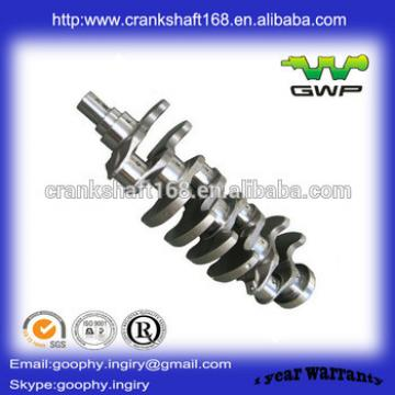 forged steel Crankshaft 4BT OME 3907803/3960621 for Excavator PC120-6 PC60-7