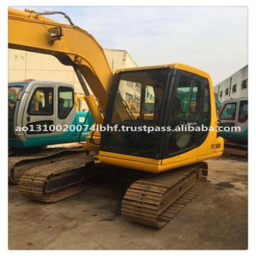Used komatsu pc60-7 Excavator, good machine ,komatsu pc60-7 we will selling of the low and cheaper price
