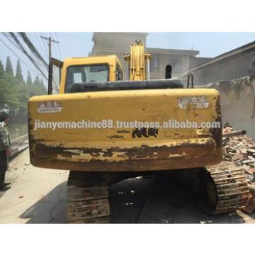 PC110-7, PC120-1, PC120-3, PC120-5, PC128, PC130-7 used excavator,second hand 21ton excavator, please contact: 0086 15026518796
