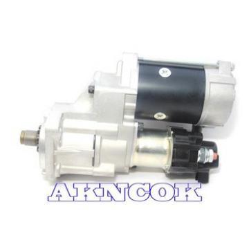 24V 4KW 11T STARTER MOTOR FOR KOMATSU EXCAVATOR PC60-7 PC130-7,0-24000-0040,0-24000-0041