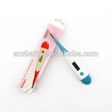 Baby digital thermometer FDA CE approved basal household and hospital use digital thermometer