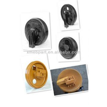 Excavator Construction Machinery Parts Front Idler/Roller pc130-7/PC200-2/PC200-5/PC200-6/PC200-7
