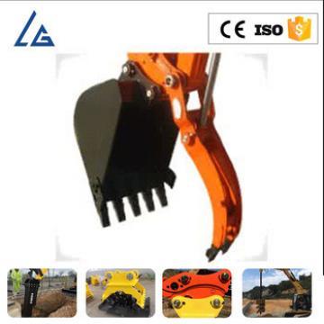 hydraulic thumb excavator pc130-8