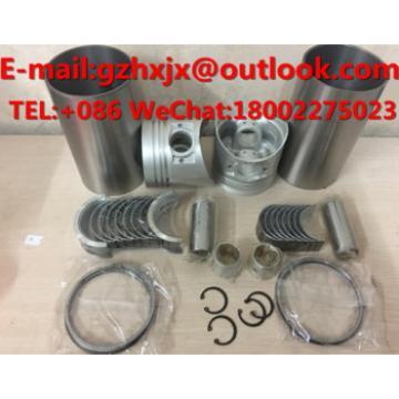 CYLIND LINER KIT GASKET KIT Rebuild kit for Excavator Engine Parts PC160/200/210-6/7/8 PISTON RING
