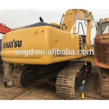 Used Japan Komatsuu PC200-6 PC200-7 PC220-7 pc220-8 crawler excavator 22 ton PC220-6 PC220-7 excavator with good condition
