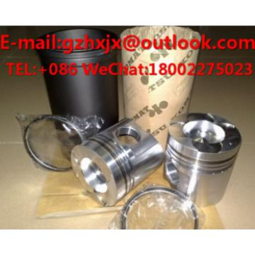 PC160/180/190/200/210-6-7-8 Rebuild kit RING PISTON CYLIND LINER KIT GASKET KIT for Excavator Engine Parts