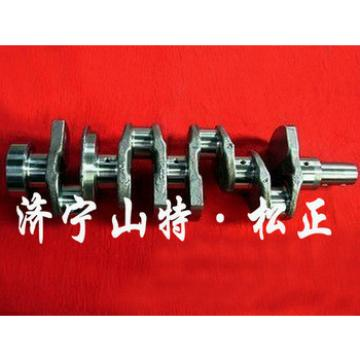 Genuine Parts Guarantee Engine Crankshaft 6732-01-1320 Excavator Parts For PC160-7