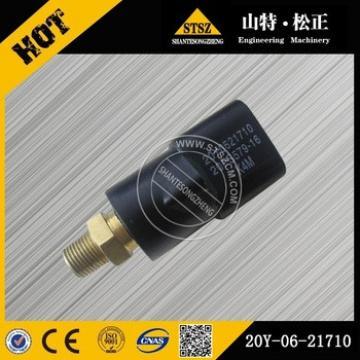Hot sales PC130-7 operator parts excavator part switch 203-06-61230