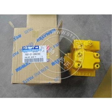 702-21-09230 702-21-09231 valve assy for PC130-7