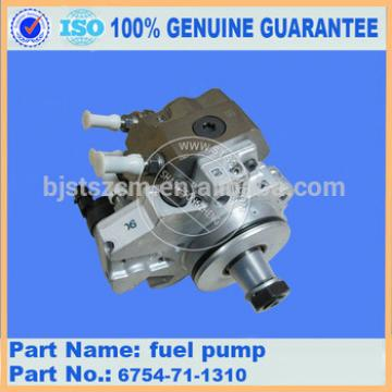 Excavator engine parts PC130-8MO oil pump 6271-71-1110 with high and wholesale price