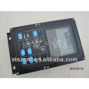 excavator genuine monitor, pc130-7 monitor 7835-10-5000