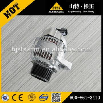 Genuine construction parts good quality excavator PC130-7 parts lower price Monitor 600-861-3410 For PC130-7