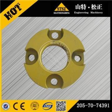 Supply genuine parts PC130-8MO plate thrust 6204-41-1131
