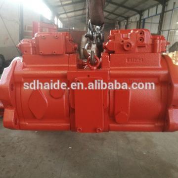 DX300LC Doosan hydraulic pump, DX300 Doosan excavator pump, K1006550A Doosan pump