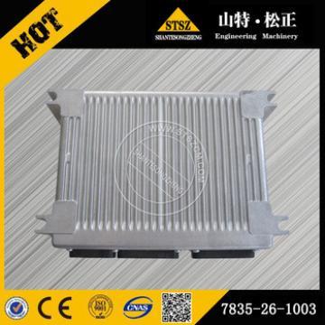PC130-8 engine controller 600-475-1102 600-475-1101 600-475-1100