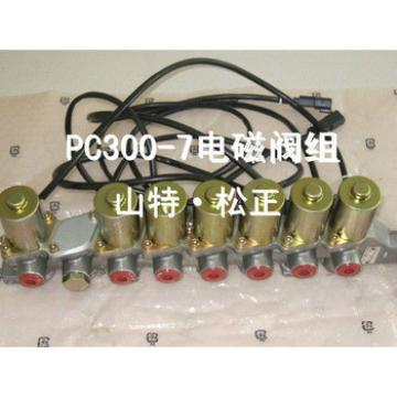 solenoid valve 207-60-71311 for PC300-7, genuine spare parts
