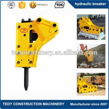 18-26ton komatsu pc160 pc220 pc200 pc210 pc230 pc240 excavator attachments hydraulic concrete breaker for JACK excavator