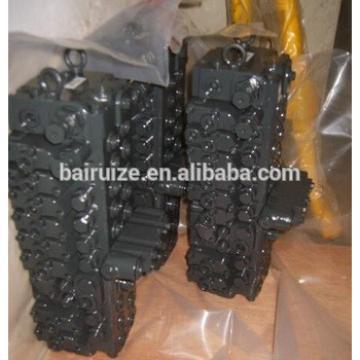 PC160-7, PC160LC-7, PC160,PC150,PC120-6,PC130 Excavator Control Valve, distribution valve,723-57-16104