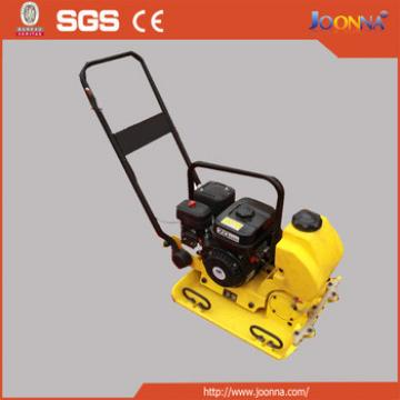 Road machinery used soil compactor