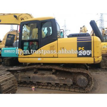 certificate USED second-hand condition japanese komat pc 160,pc 16 ton hydrulic crawler excavator digger