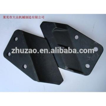 High quality Komatsu excavator side cutter,side edge