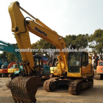 Komatsu PC160 crawler excavator , cheap used PC160 in Shanghai loe price